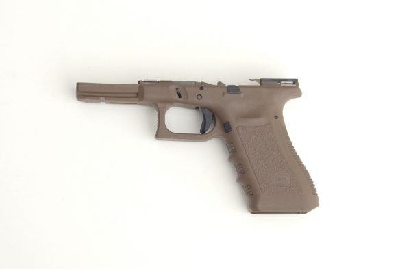 Glock 17 Gen 3 Frame – Flat Dark Earth