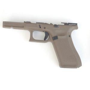 Glock 17 Gen 5 Frame FDE
