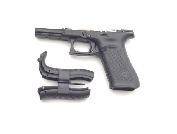 Glock 17 Gen 5 Frame Black
