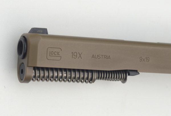 Glock 19X Gen 5 Slide Assembly